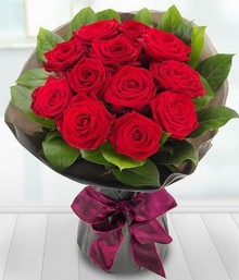 A Dozen Red Roses*