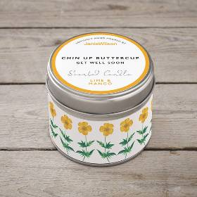 Chin Up Buttercup Scented Candle